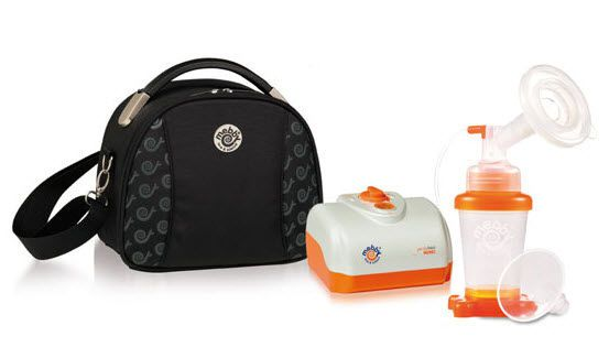 Electric breast pump GENTLEFEED MONO Mebby