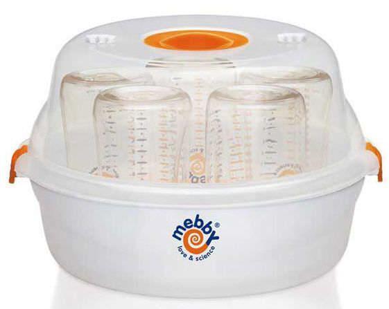 Electrical baby bottle sterilizer 91866 Mebby