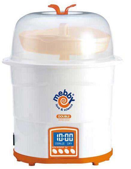 Electrical baby bottle sterilizer 91598 Mebby