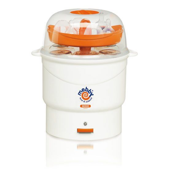 Electrical baby bottle sterilizer 91597 Mebby