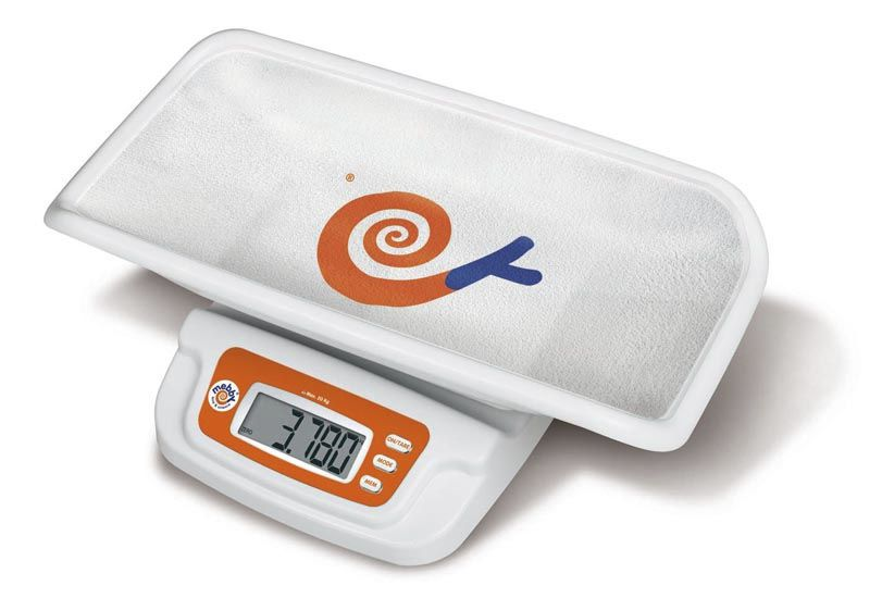 Electronic baby scale 20 Kg | 91502 Mebby