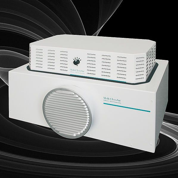 Air filtration system / for healthcare facilities PRO 200I/210I Medic Clean Air