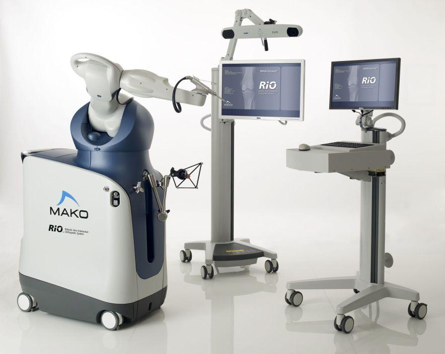 Knee resurfacing system RIO® MAKO Surgical Corp.