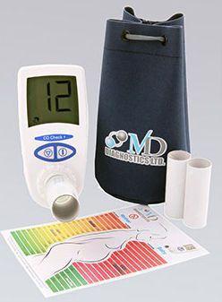 Carbon monoxide prenatal monitor CO Check + Baby MD Diagnostics