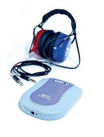 Clinical diagnostic audiometer (audiometry) / computer-based RESONANCE® AM13 M.R.S.