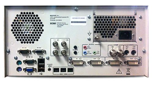 Endoscopy video recorder Orion HD Medevex