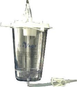 Liposuction jar / aspirating av1200 M.D. Resource