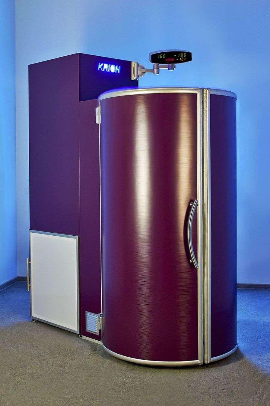 Cryotherapy chamber Krion Premium KRION