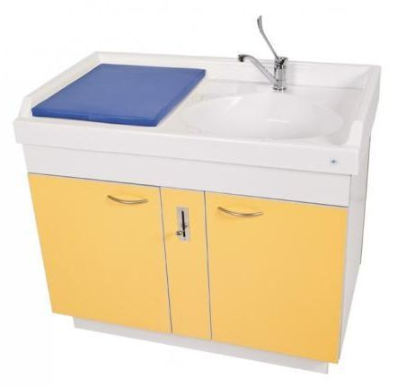Changing table / with bath Standard 115 Loxos