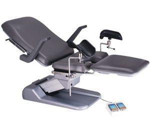Gynecological examination chair / electrical / height-adjustable / 3-section DH-S102C Kanghui Technology