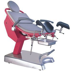 Gynecological examination chair / electrical / height-adjustable / 2-section DH-S105A Kanghui Technology