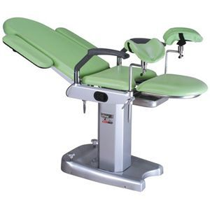 Gynecological examination chair / pneumatic / height-adjustable / 3-section DH-S102B Kanghui Technology