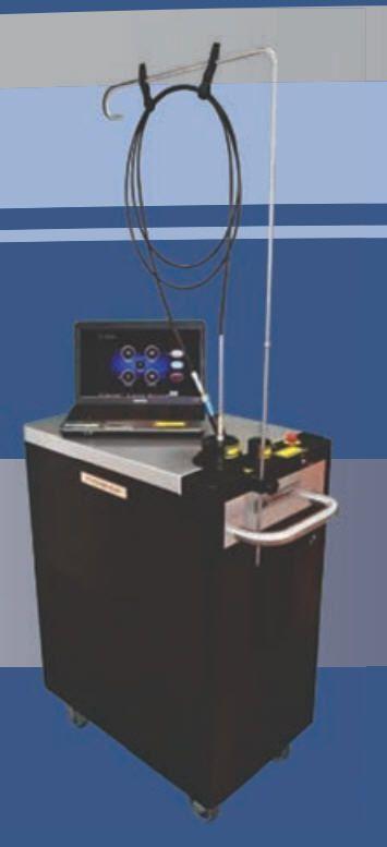 Dermatological laser / alexandrite / Nd:YAG / on trolley EpiCare-DUO™ LightAge