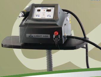 Dermatological laser / Nd:YAG / tabletop Q-Clear™ LightAge