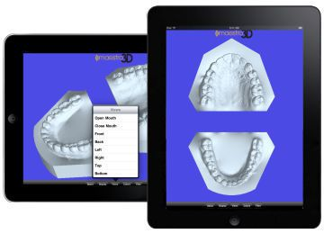 CAD software / 3D viewing / dental laboratory Maestro 3D Ortho Studio Maestro 3D