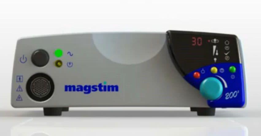 Transcranial magnetic stimulation unit 200² Magstim