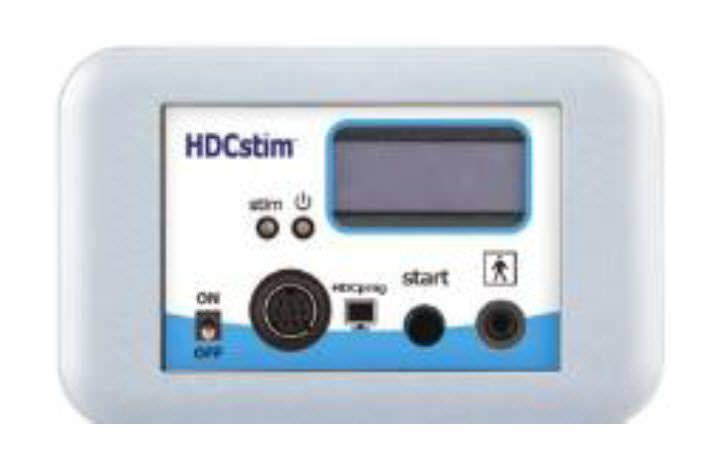 Electro-stimulator (physiotherapy) / tDCS / 1-channel HDCstim Magstim