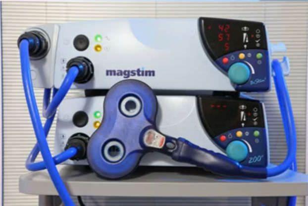 TMS neuronavigation system Magstim