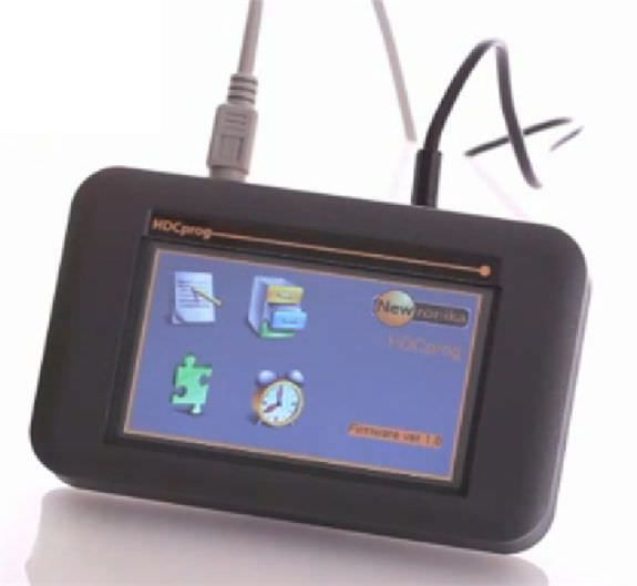 Electro-stimulator (physiotherapy) / hand-held / tDCS / 1-channel HDC Magstim