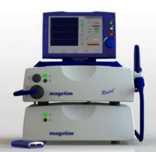 Transcranial magnetic stimulation unit Rapid² series Magstim