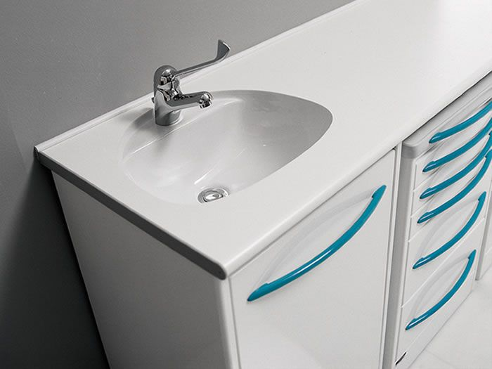 Storing cabinet / dentist office / with sink PRIMAVERA/C Iride International