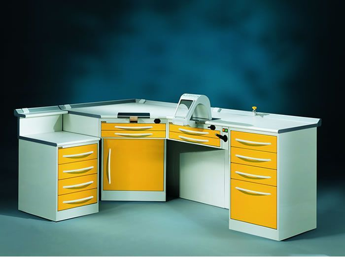 Dental laboratory workstation / 1-station EKO SERIES Iride International