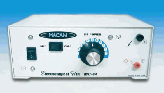 Dental electrosurgical unit MC-4A MACAN