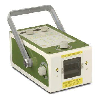 Veterinary radiography HF X-ray generator / portable PORTA610 JOB Corporation