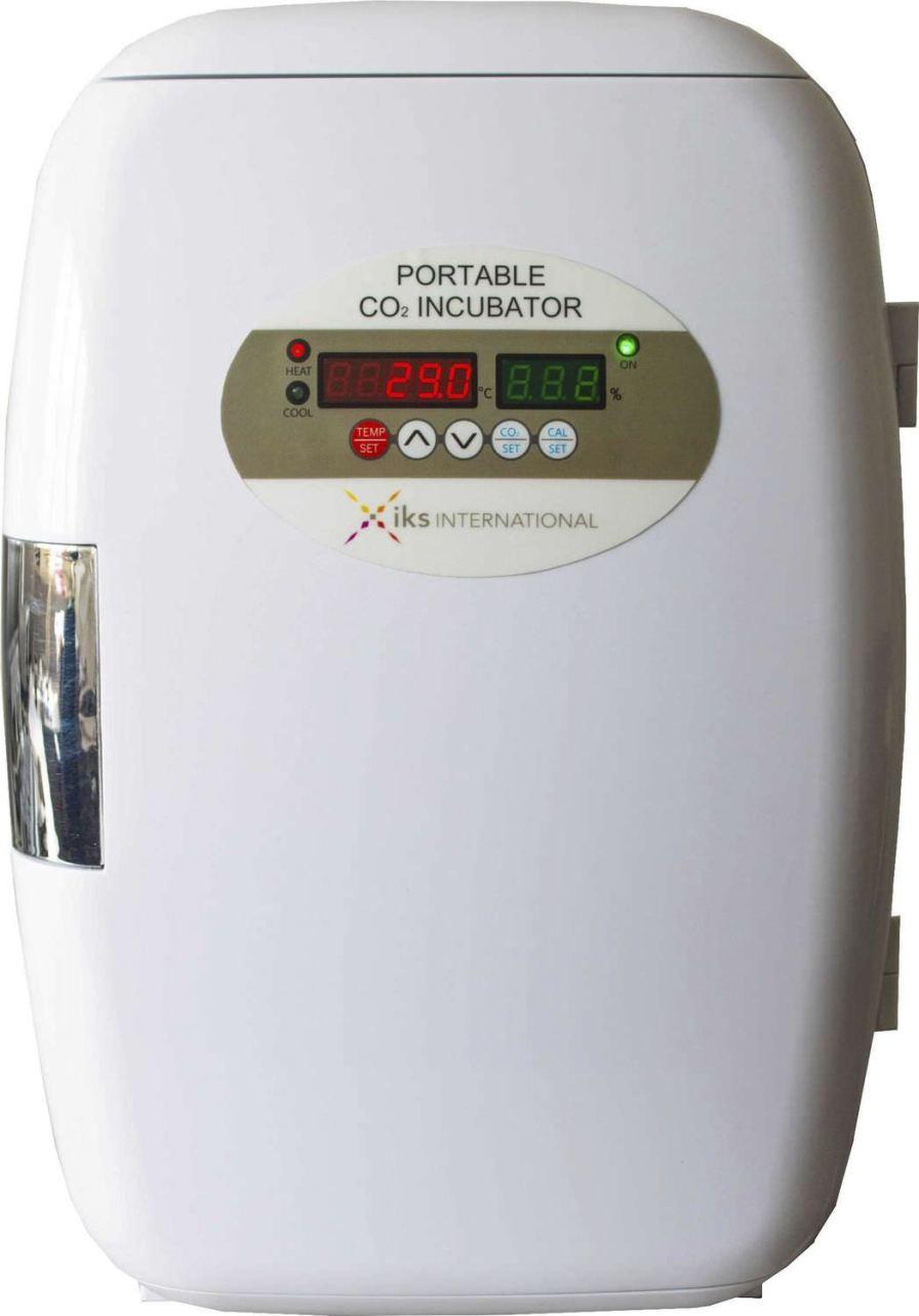 CO2 laboratory incubator / cooling / heating / for IVF INB-203M IKS International
