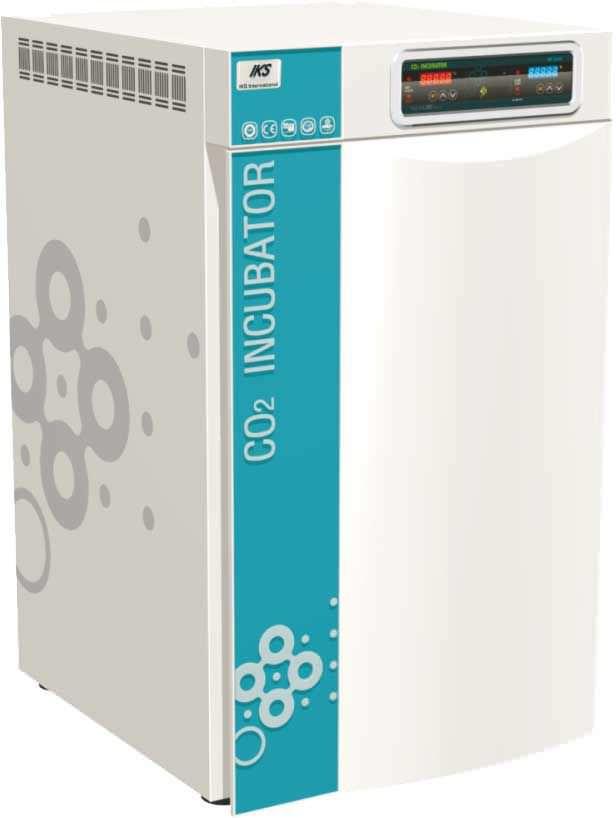 CO2 laboratory incubator / O2 / heating / compact INB-203XL, INB203XLO2 IKS International