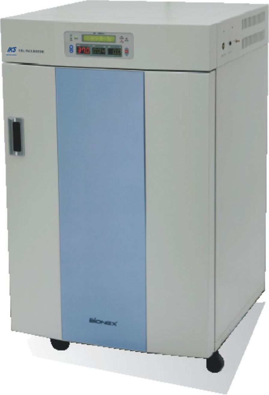 CO2 laboratory incubator / O2 / water jacket / stainless steel IVS-9160C, IVS-9160GC IKS International