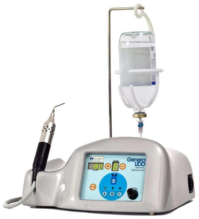 Debridement ultrasonic surgical unit GENERA UDD Italia Medica Srl