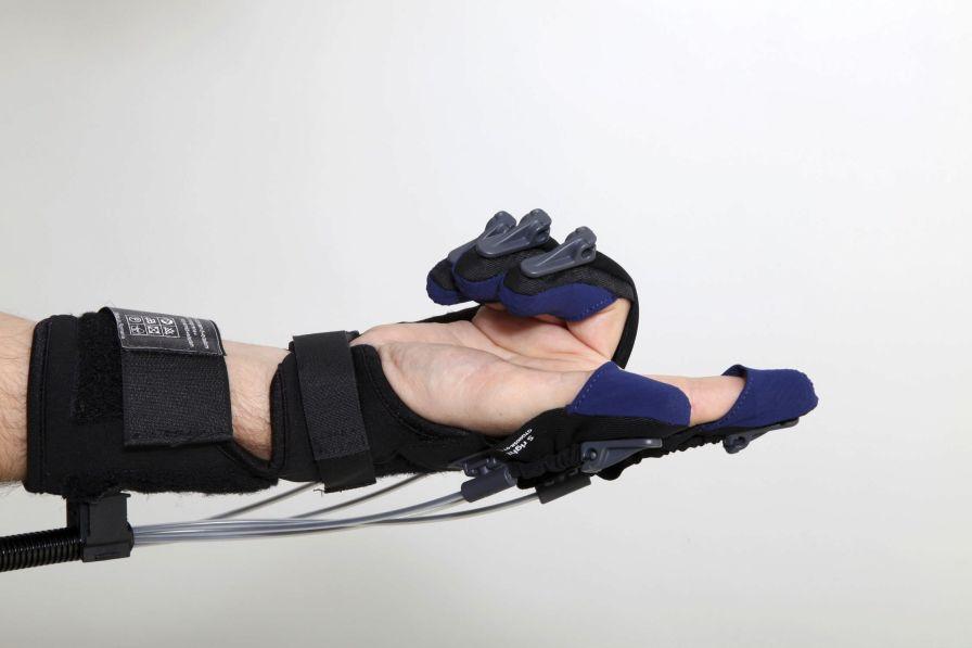 Rehabilitation system accessories GLOREHA GLOVES KIT Idrogenet