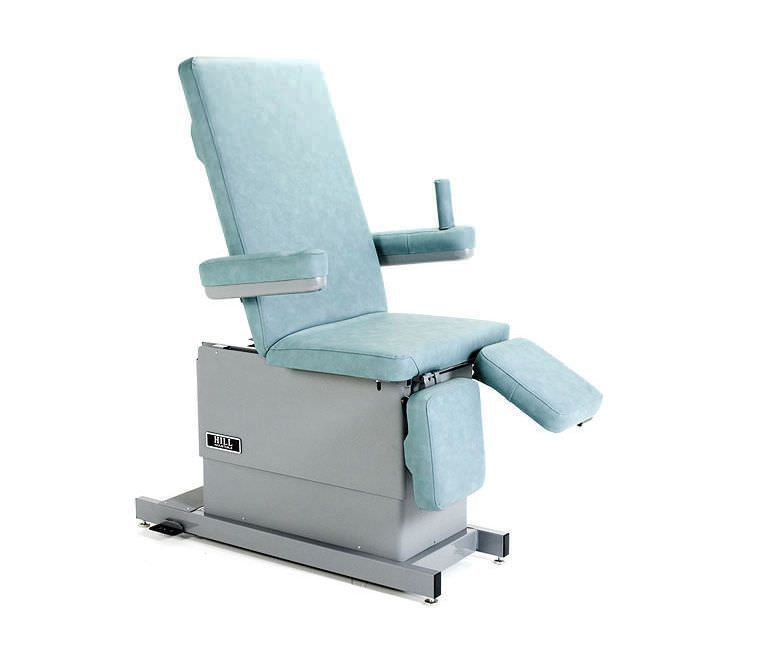 Orthopedic examination table / electrical / height-adjustable / 3-section Hill HA90CT Hill Laboratories