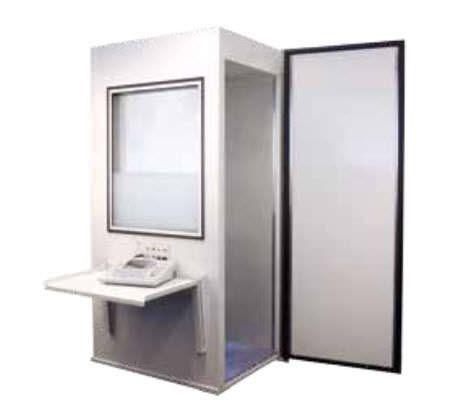 Acoustic booth 35 - 60 dB | 250 Series Mini Sound Shelter iac Acoustics