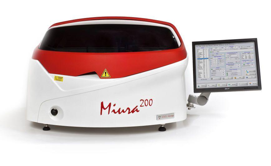Automatic biochemistry analyzer / with ISE 360 tests/h | Miura 200 I.S.E.
