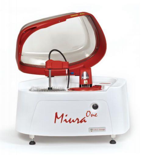 Automatic biochemistry analyzer / with ISE 180 tests/h | Miura One I.S.E.