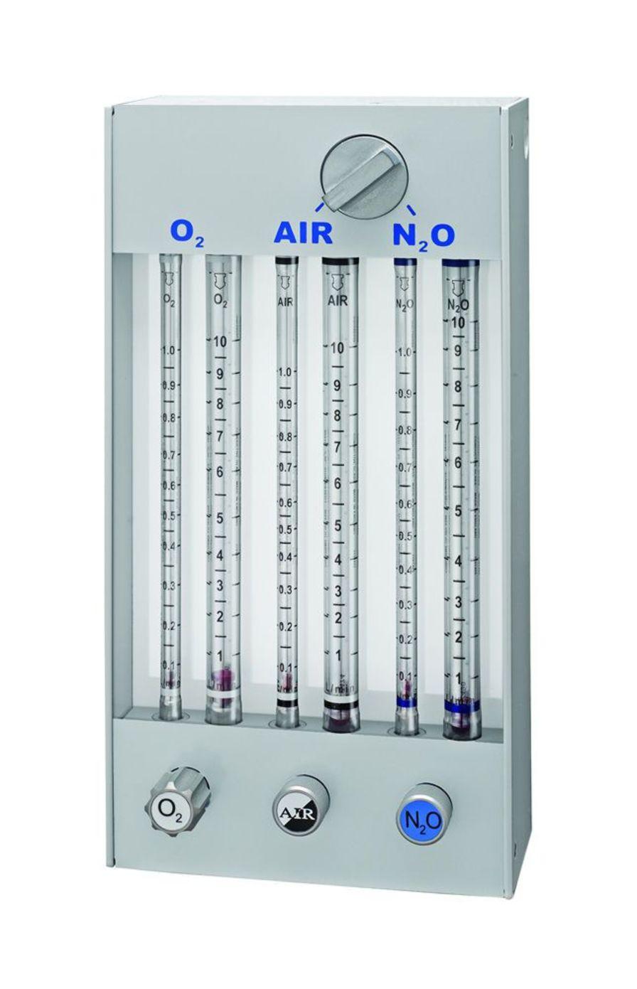Medical gas blender / anesthesia / O2 / air Atica 6 HERSILL