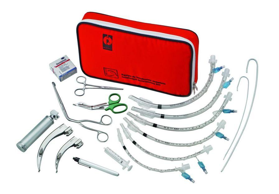 Intubation medical kit HERSILL