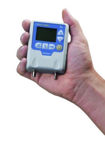 Electronic oxygen conserver Oxymo HERSILL