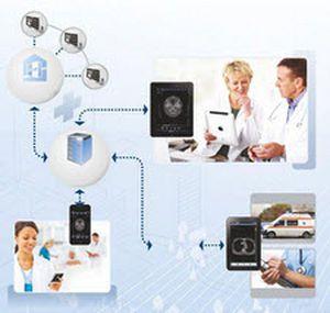 Medical imaging web application / for PACS INFINITT Mobile Viewer INFINITT NORTH AMERICA