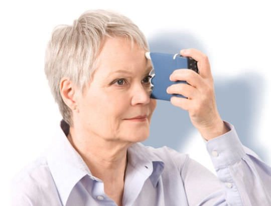 Tonometer (ophthalmic examination) / rebound tonometry / hand-held ICARE® ONE Icare Finland Oy