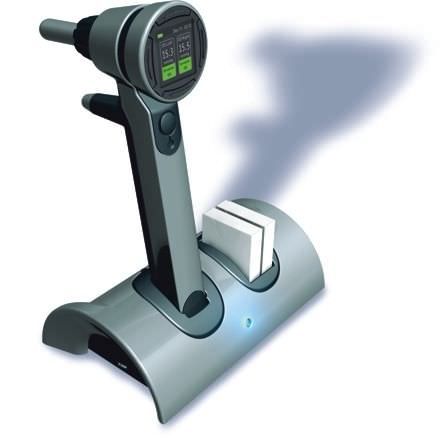 Tonometer (ophthalmic examination) / rebound tonometry / hand-held ICARE® PRO Icare Finland Oy