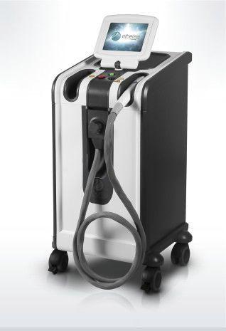 Aesthetic medicine radiofrequency generator ETHEREA® Industra Technologies