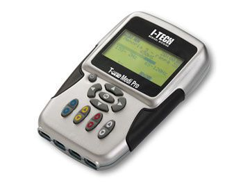 Iontophoresis unit (physiotherapy) / electro-stimulator / hand-held / TENS T-ONE MEDI PRO - 110 PROGRAMS I.A.C.E.R. - I-TECH Medical Division