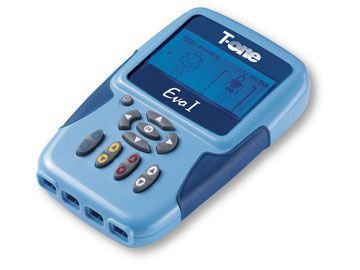 Electro-stimulator (physiotherapy) / hand-held / TENS / 4-channel T-ONE EVO I - 90 PROGRAMS I.A.C.E.R. - I-TECH Medical Division