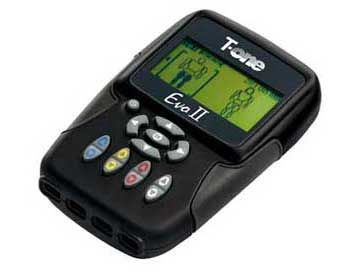 Electro-stimulator (physiotherapy) / hand-held / TENS / 4-channel T-ONE EVO II 101 PROGRAMS I.A.C.E.R. - I-TECH Medical Division