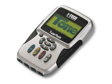 Electro-stimulator (physiotherapy) / hand-held / 4-channel T-ONE PHYSIO I.A.C.E.R. - I-TECH Medical Division
