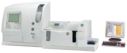 Automatic hematology analyzer / 32-parameter 120 tests/h | ABX Pentra DF 120 SPS HORIBA Medical