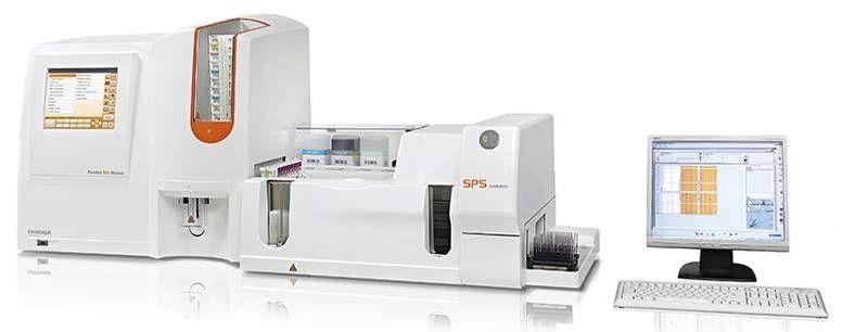 Automatic hematology analyzer / 32-parameter Pentra DF Nexus SPS evolution HORIBA Medical